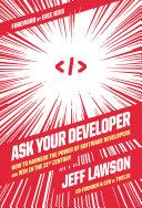 Pdf Ask Your Developer