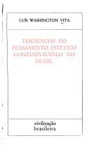 Tendências do pensamento estético contemporâneo no Brasil