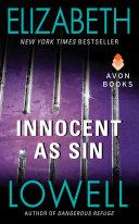 Innocent as Sin Pdf/ePub eBook