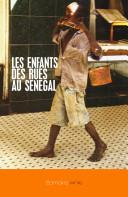Pdf Les Enfants des Rues Au Senegal Telecharger