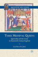 Three Medieval Queens Book