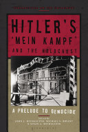 Hitler   s    Mein Kampf    and the Holocaust