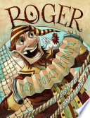 Roger, the Jolly Pirate Brett Helquist Cover