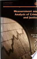 Criminal Justice 2000  Measurement and analysis of crime and justice Book PDF