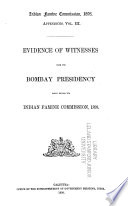 Evidences of Witnesses