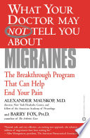 What Your Doctor May Not Tell You About Tm Migraines