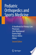Pediatric Orthopedics and Sports Medicine