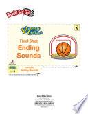 Ending Sounds  Final Shot Literacy Center