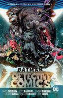 Batman - Detective Comics: The Rebirth Deluxe Edition Book 1 [Pdf/ePub] eBook