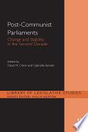 Post Communist Parliaments
