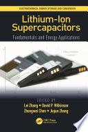 Lithium-Ion Supercapacitors