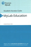 MyLab Education with Pearson EText    Access Card    for Practical Research