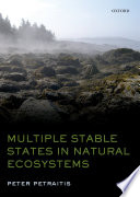 Multiple Stable States In Natural Ecosystems Book PDF