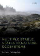 Multiple Stable States in Natural Ecosystems ebook