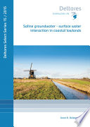 Saline Groundwater - Surface Water Interaction in Coastal Lowlands