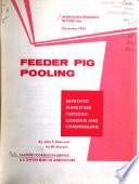 Feeder Pig Pooling Book