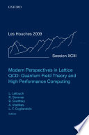 Modern Perspectives in Lattice QCD  Quantum Field Theory and High Performance Computing Book