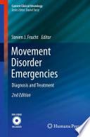 Movement Disorder Emergencies Book PDF