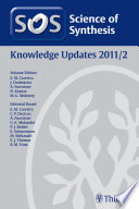 Science of Synthesis Knowledge Updates 2011 Vol  2 Book