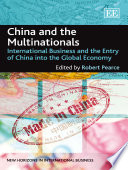 China And The Multinationals Book PDF