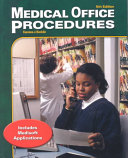 Medical Office Procedures  With Computer Simulation Text Workbook with CD ROM