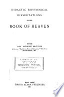 Didactic Rhythmical Dissertations on the Book of Heaven