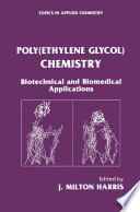 Poly Ethylene Glycol Chemistry