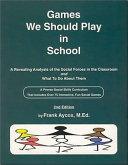 Pdf Games We Should Play in School