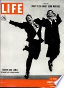 13 aug. 1951