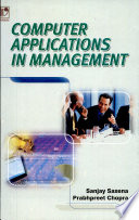 Computer Applications In Management, 1E