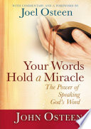 Your Words Hold A Miracle Book PDF