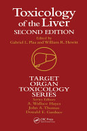 Pdf Toxicology of the Liver, Second Edition Telecharger