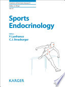 Sports Endocrinology Book