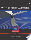 Whither Regional Studies