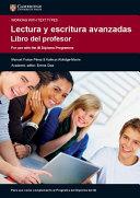 Books - Lectura Y Escritura Avanzadas Libro Del Profesor | ISBN 9781316632314