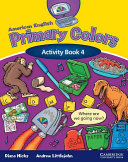 American English Primary Colors 4 Activity Book