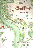 Hertfordshire Garden History