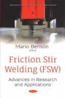 Friction Stir Welding (FSW)