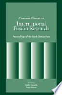 Current Trends in International Fusion Research