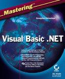 Mastering Visual Basic  NET