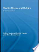 Health Illness And Culture