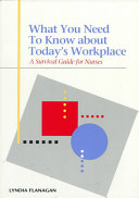 What You Need to Know about Today s Workplace Book