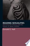 Reading Sexualities Book