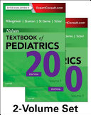Nelson Textbook of Pediatrics  2 Volume Set Book
