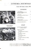 Cinema Journal Book PDF