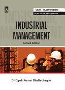 Industrial Management  For GBTU   MMTU   2nd Edition