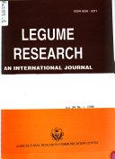 Legume Research
