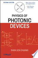 Physics Of Photonic Devices Book PDF