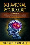 Behavioral Psychology