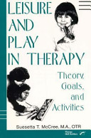 Leisure and Play in Therapy